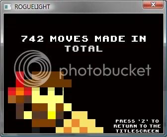 RogueLight - Stats