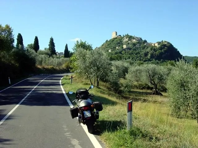 Rocca d' Orcia