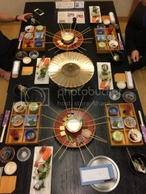 Kifu Club diy tempura dinner