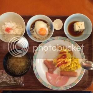 Asahidake Deer Valley breakfast