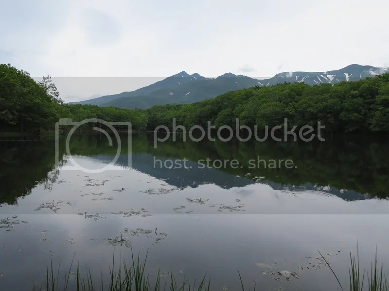 Shiretoko lake 4