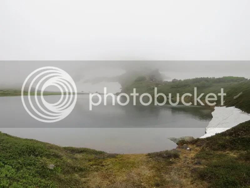 Asahidake mirror lake