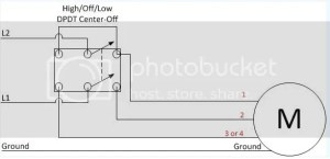 Help with translating a 2speed pump wiring diagram