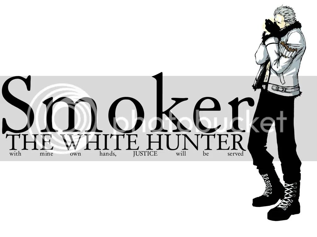 Captain Smoker One Piece Marine White Hunter Wallpaper