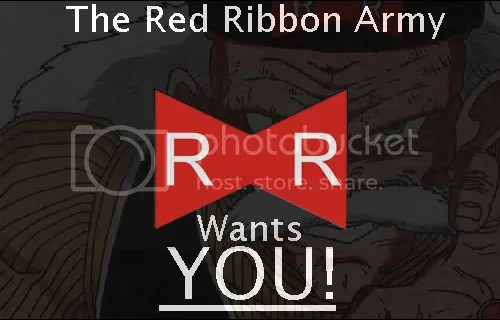 red ribbon army # 49