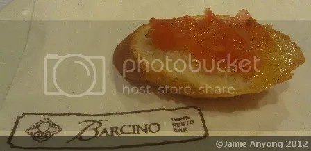Barcino_complimentary bread