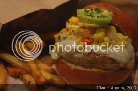 Borough_chili chicken burger