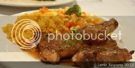 Burgoo_Grilled Lamb