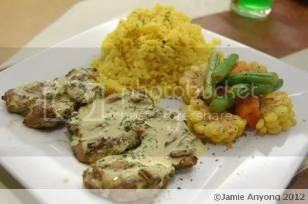 CAJUN_mustard peppered chicken