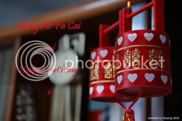 Chinese New Year/Love