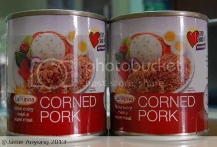 Canned Corned Pork