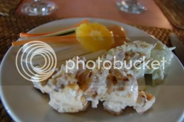 DOS PALMAS salad