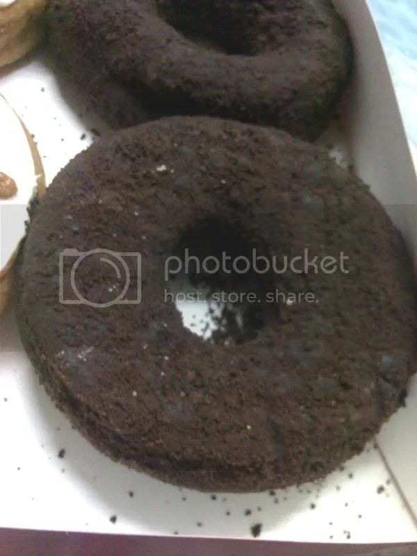DUNKIN DONUTS_Choco Trickles