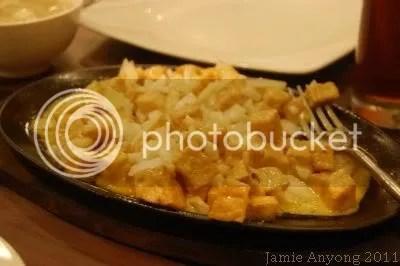 MESA_tofu sisig