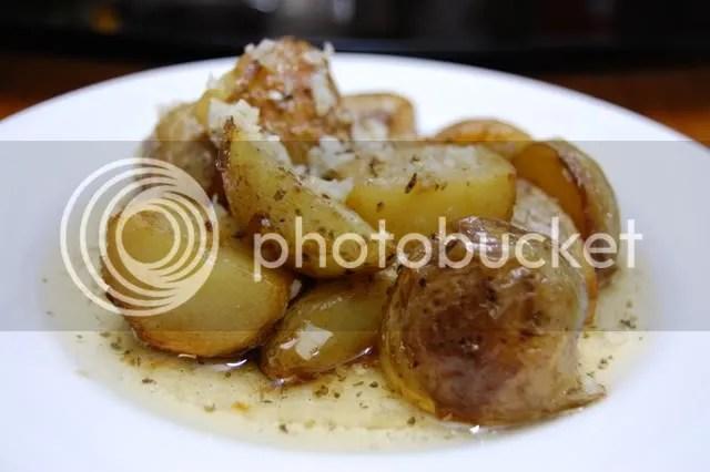 Greek potatoes