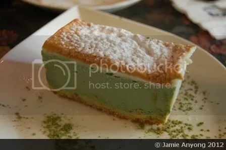 Ma Maison_frozen green tea brazo de mercedes