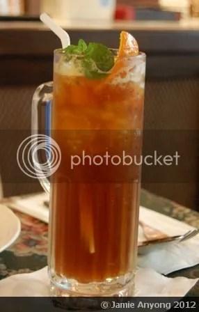 Ma Maison_Orange Black Tea