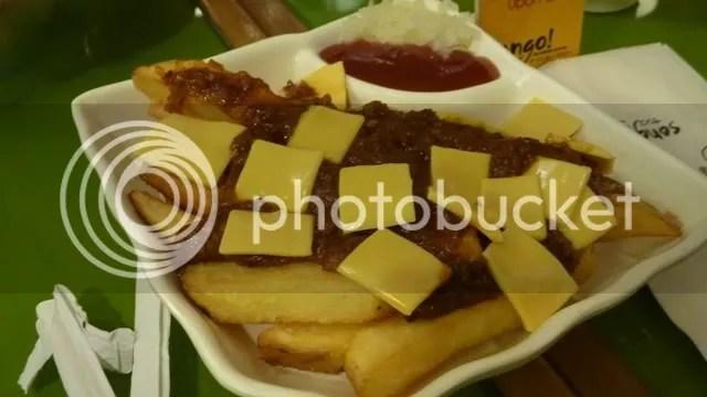 SANGO_master fries