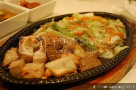 Okura_seafood teppanyaki