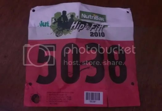 Nutribar Hip 2b fit bib