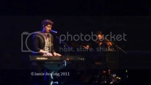 The Script Live in Manila