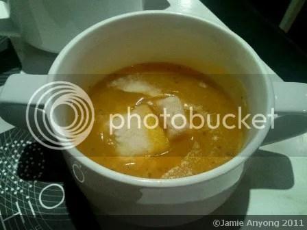 CERCHIO_pumpkin soup