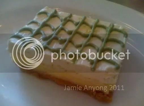 UCC_wasabi kitkat cake