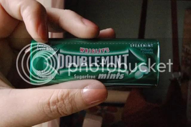 Wrigley's Doublemint Spearmint