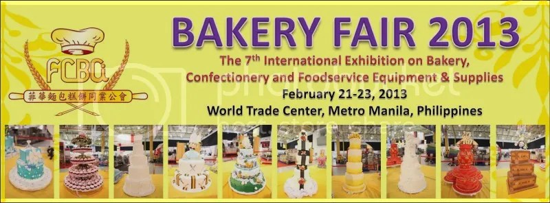 Bakery Fair 2013