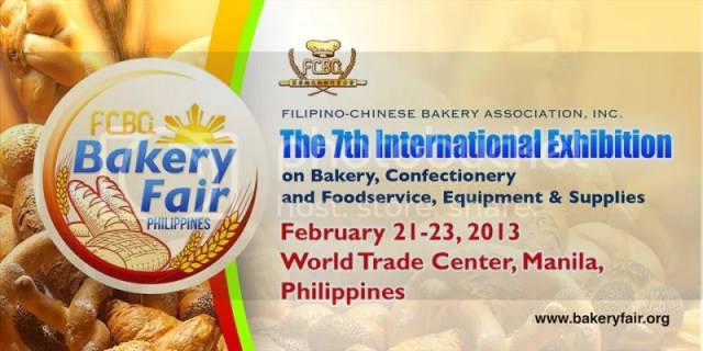 Bakery Fair 2013 logo