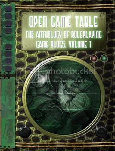 Open Game Table Vol.1 cover