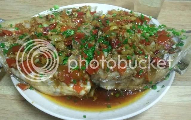 You Jie Xiao Chao_steamed fish head