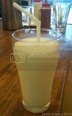 World Class Persian Kabab_yogurt shake