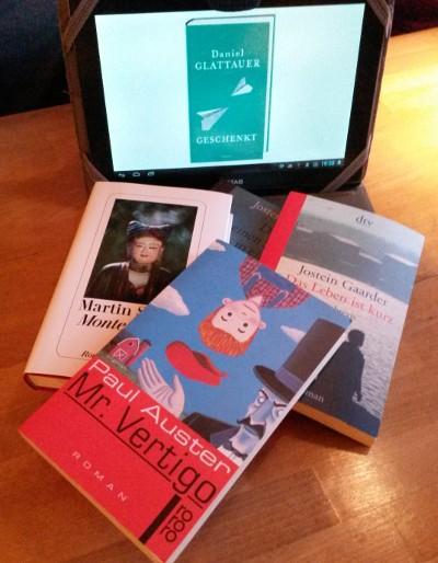 Buchempfehlungen im April