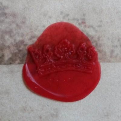 Rote Koenigin Siegel