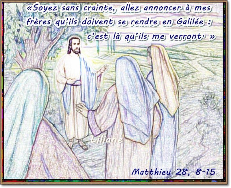 Alleluia, Christ est ressuscité !