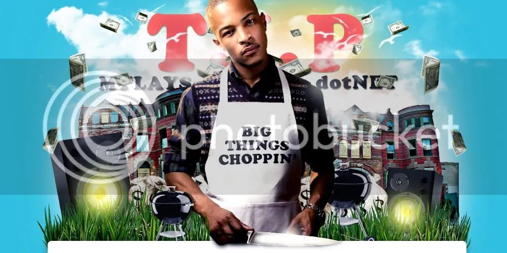 TI Big Things Choppin