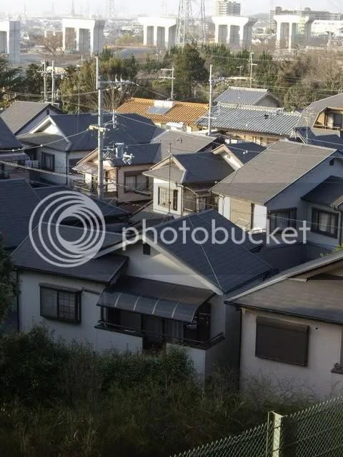 Houses on the edge