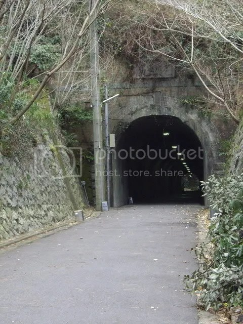 Pedestrian Tunnel - Route One, Kyoto