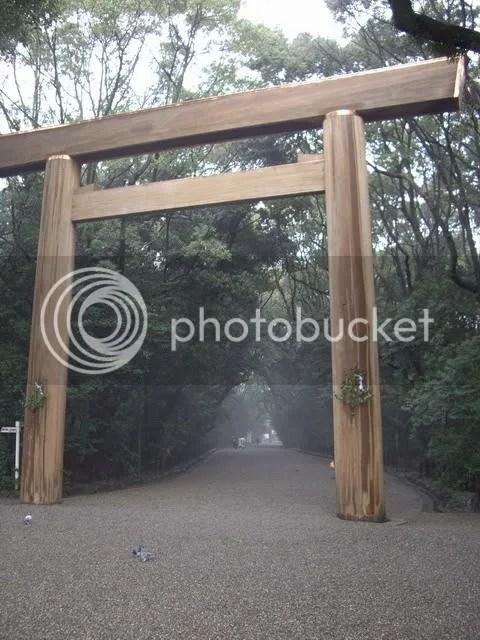 Beyond this gate lies a magical realm