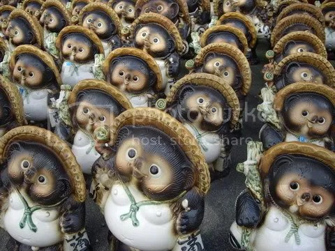 Army of Tanuki