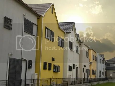 Hirakata houses