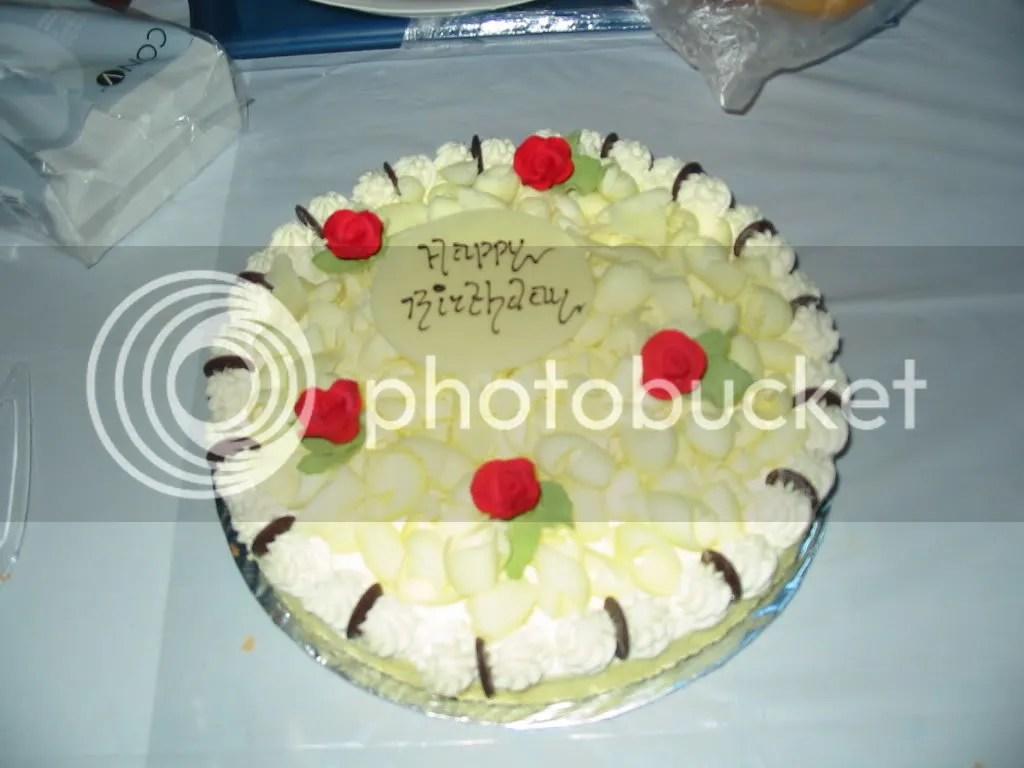 last cake