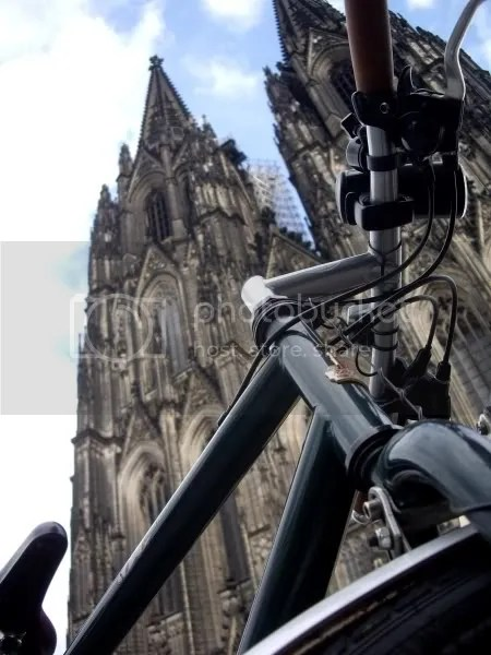 Xtra and Köln cathedral