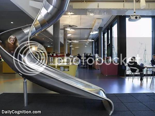 Perosotan dalam kantor Google