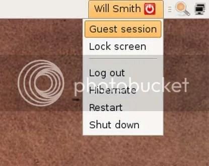 Guest account di Ubuntu Intrepid Ibex