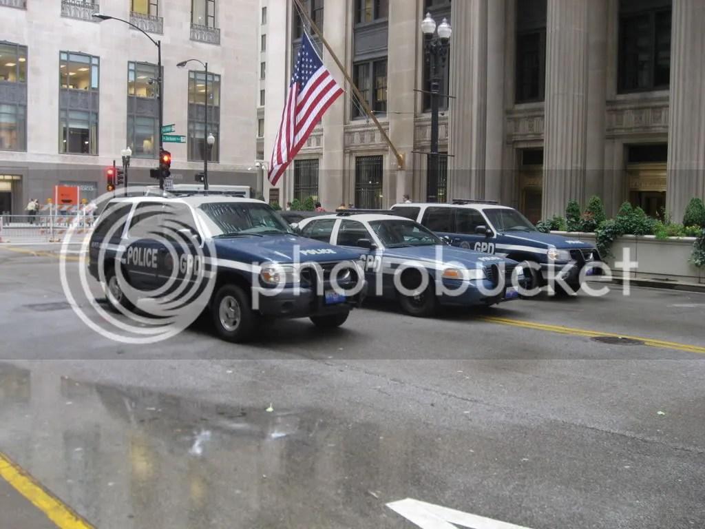 GPD vehicles