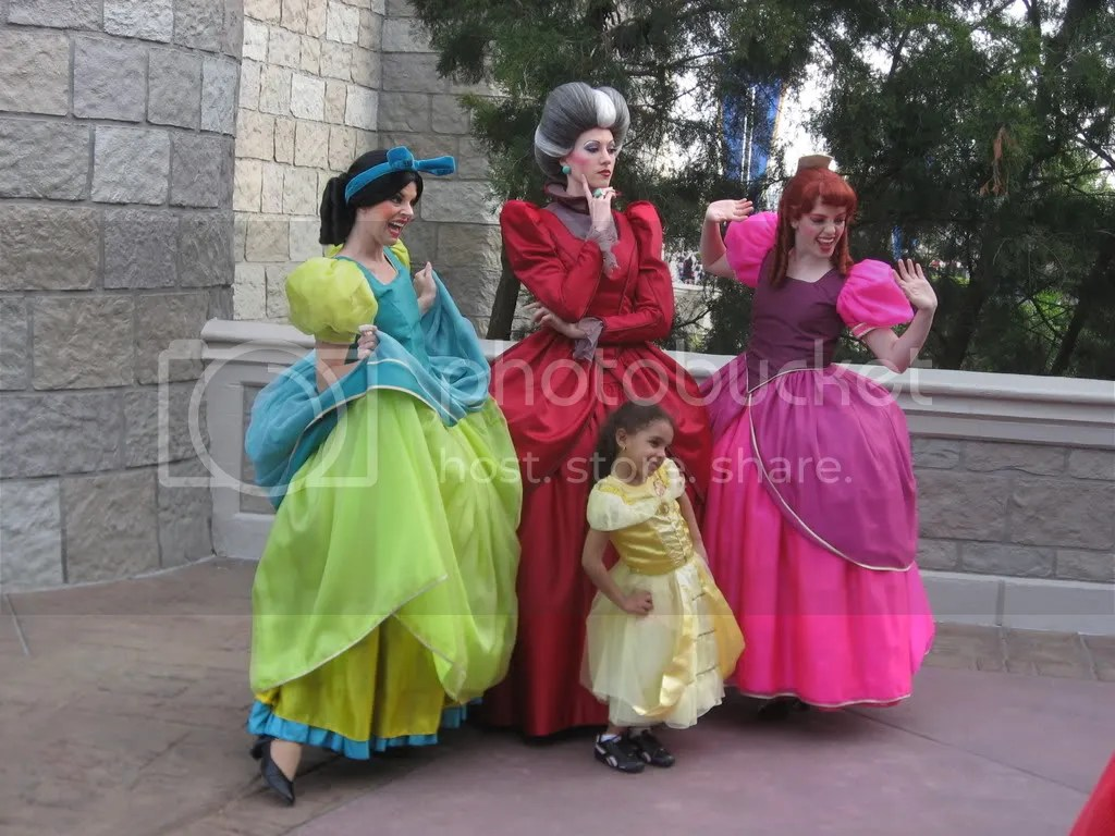 Cinderella's stepfamily