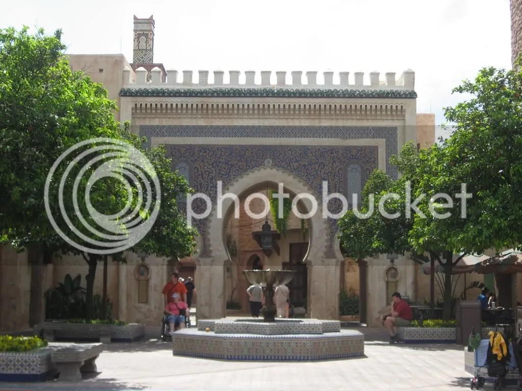 Epcot - Morocco