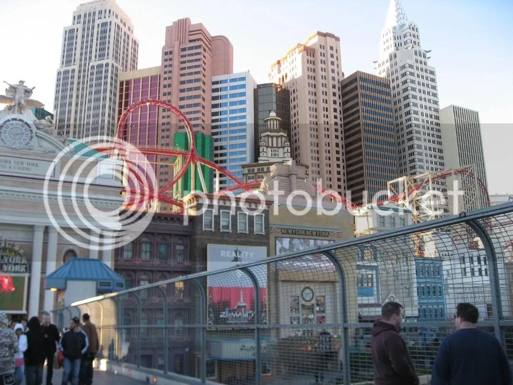 New York New York Casino